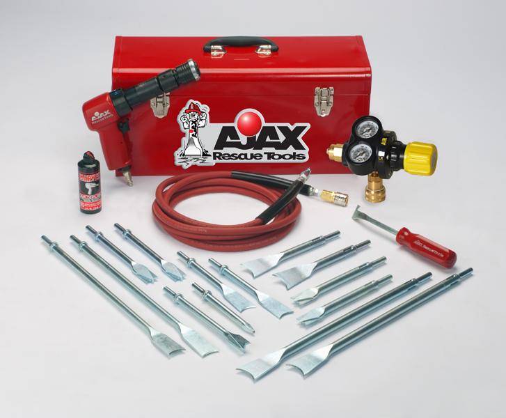 811-RK Heavy Duty Kit | Ajax Rescue Tools